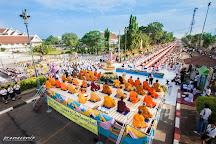 Praya Phichai Dap Hak Memorial, Uttaradit City, Thailand
