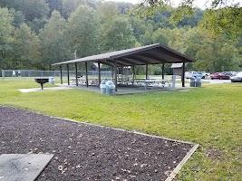 Dewey Lake Shelter Recgovnpsdata