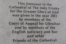 Cathedral of the Holy Trinity, Gibraltar