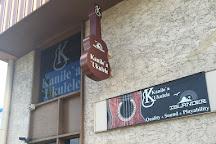 Kanile`a `Ukulele Factory Tour, Kaneohe, United States