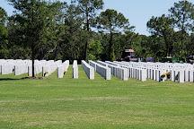 Cape Canavarel National Cemetery, Scottsmoor, United States