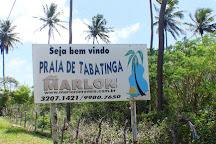 Praia de Barra de Tabatinga, Natal, Brazil