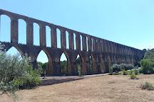 Pegoes Aqueduct, Tomar, Portugal