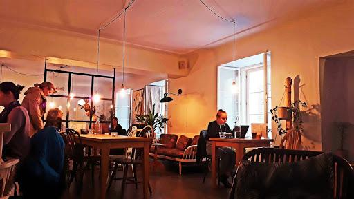 Café Greenhouse