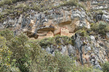 Revash Mausoleo de los Chachapoyas, Chachapoyas, Peru