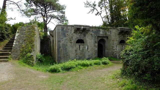 Chemin du Fort du Kador