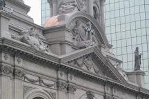 Metropolitan Cathedral (Catedral Metropolitana), Santiago, Chile