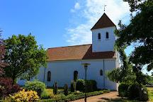 Vrigsted Kirke, Vrigsted, Denmark