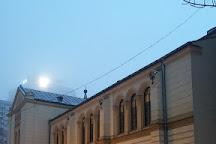 Nozyk Synagogue (Synagoga Nozykow), Warsaw, Poland