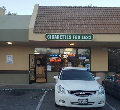 Magic Smoke Shop