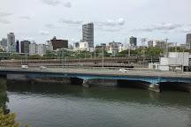 Neyagawa Bridge, Chuo, Japan