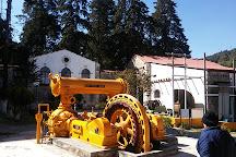Museo de Sitio Mina la Dificultad, Mineral del Monte, Mexico