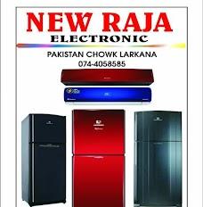 New Raja Electronics larkana