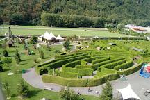 Labyrinthe Aventure, Evionnaz, Switzerland