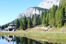 Lago d'Antorno, Misurina, Italy