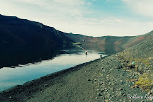 Ljótipollur, Landmannalaugar, Iceland
