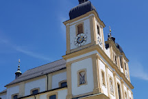 Wallfahrtskirche Maria Plain, Bergheim, Austria