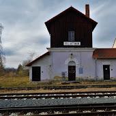 Train Station  Blatna