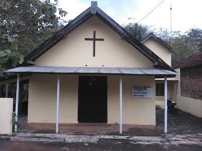 Gereja Baptis Indonesia Anugerah Cabang Jati