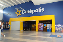 Cinepolis MacroXE Las Americas, Playa del Carmen, Mexico