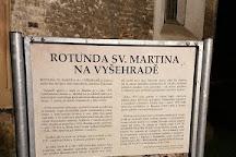 Rotunda of St. Martin, Prague, Czech Republic