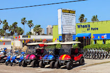 Wheels on Padre, South Padre Island, United States
