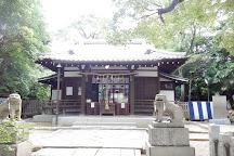 Yasui Shrine, Osaka, Japan