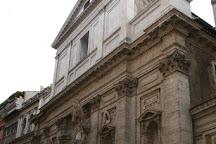 Chiesa Santa Maria in Monserrato degli Spagnoli, Rome, Italy