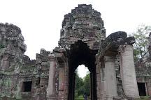 Preah Khan Kompong Svay, Krong Preah Vihear, Cambodia