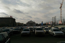 Aleksandr Nevsky Monument, Volgograd, Russia