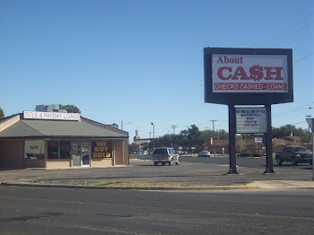 About Cash - Midland, Texas Payday Loans Picture