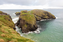 Carrick-A-Rede Rope Bridge, Ballintoy, United Kingdom