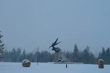 Pobedy Park, Maladzyechna, Belarus