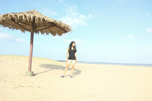 The Beach At Mandvi Palace, Mandvi, India