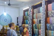 Sahara Batik Fabric, Denpasar, Indonesia