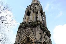 Martyrs' Memorial, Oxford, United Kingdom