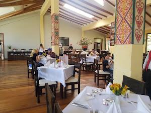 Hacienda Puka Punku Restaurante 0