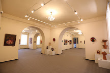 The Gallery of Mariam and Eranuhi Aslamazyan Sisters, Gyumri, Armenia