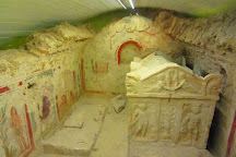 Early Christian Mausoleum, Pecs, Hungary