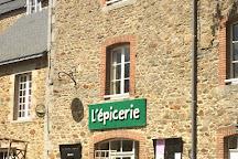L'Epicerie de Fontaine Daniel, Saint-Georges-Buttavent, France