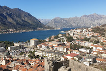 Kotor Old Town City Walls & Fortress, Kotor, Montenegro