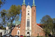 Archikatedra Oliwska, Gdansk, Poland