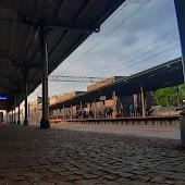 Железнодорожная станция  Sopot