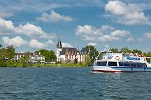 Blau Weisse Flotte, Waren, Germany