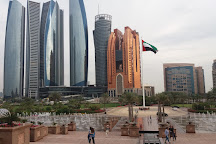 Observation Deck at 300, Abu Dhabi, United Arab Emirates