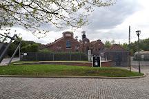 Le Bois du Cazier, Charleroi, Belgium