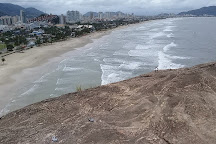 Enseada Beach, Guaruja, Brazil