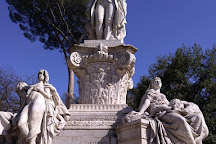 Monumento a Wolfgang Goethe, Rome, Italy