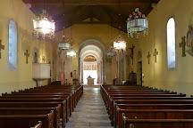 Oratoire Carolingien de Germigny-des-Pres, Germigny-des-Pres, France