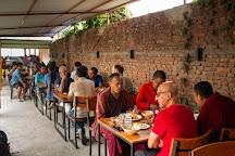 Boudha Farmers Market at Utpala Cafe, Kathmandu, Nepal